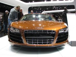 Audi R8 5.2 V10 FSI -4 by Big-D-pictures