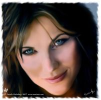 Lucy Lawless 01 by NemiNat