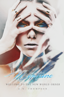 Neptune Cover Mock-up by AlexandriaDior