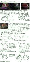 TMNT Tutorial: Raph's face by Succubii
