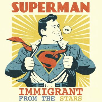 Super Immigrant by RADMANRB