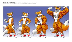 Tails, wat r u doing? by Pokkuti