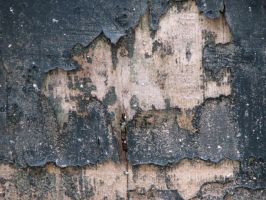Wood and Cracked Paint by iFlay