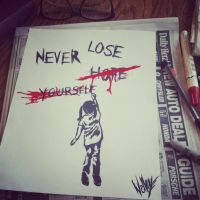 Never Lose Yourself by Reality-rearranged