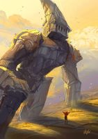 Colossus by Nele-Diel