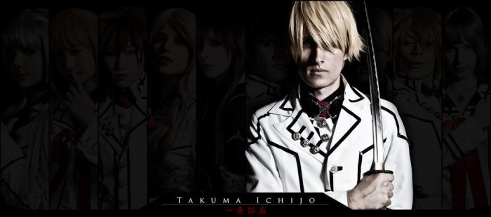Vampire Knight Takuma Ichijo by dreades