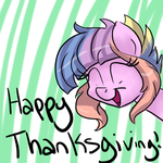 Happy Thanksgiving by frostykat13