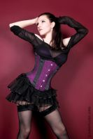 Corsets and fashion by AgonyInEcstasy