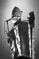 Ghost - Papa Emeritus by sicmentale