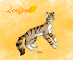 Leafpool by Moonflight-RiverClan