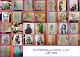 May 2014 by ElectroCereal