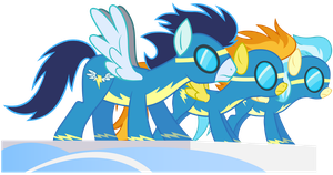le wonderbolts by Mihaaaa