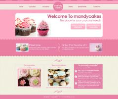 Mandycakes Design by mfcreative