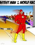 Flash First by Red-Flare