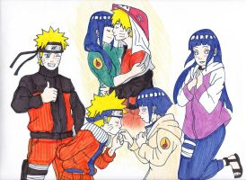 NaruHina Before, After and Forever by kekegenkai1