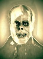 Phantom of the Opera by TheNightGallery