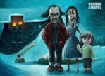 The Shining Xmas by benjelfs