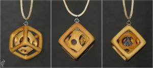 hollow cube pendant_3 by steelraven