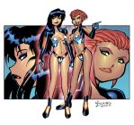 Dirty Pair color Sketch by RyanKinnaird