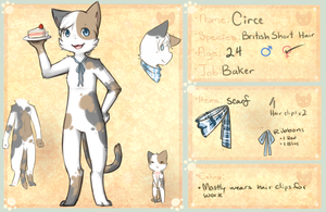 [KKC] Application - Circe by Sushiba