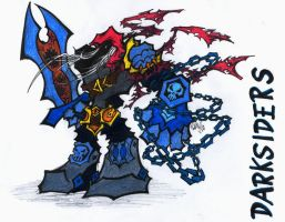 Darksiders by HallowGazer