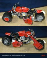 Reference Model - Motorcycle by DMStrecker