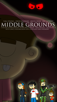 Middle Grounds - Poster by E350tb