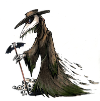plague doctor by not-fun