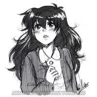 Bedhead Kagome by YoukaiYume