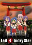 Left 4 Lucky Star by xZDisturbedZx