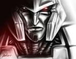 Code Red - Megatron by DREDSHIFT