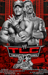 Edge Vs Cena One Last TLC Match by A-XDesigner