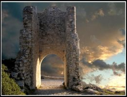 Ruines 2 by Malcolm21