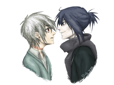 Have some nezushi by lady-shroom