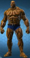 Thing (DC Universe Online) by comix-fan