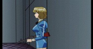 Gif Blue Delmo Fall by Krosst