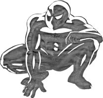 Spiderman Traditional by GUIDOPATA