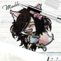 Maddie's Icon Request by Inuite