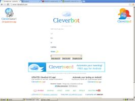 Screwing around with Cleverbot Final by AlphaMoxley95
