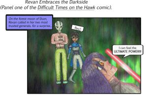 Revan... Comic example by SmileMandalore