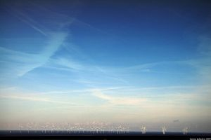 wind turbines by sandino