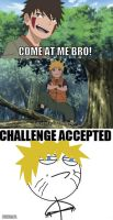 Narutos new Challenge by Zukura7L