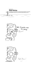 PC: Ships Sinking (Scootaloo Talks To Apple Bloom) by postcrusade