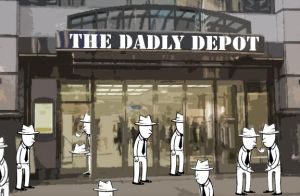 The Dadly Depot by resin-tea