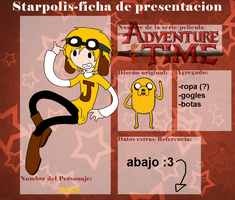 Starpolis- ficha .::Jake::. by Bellaceline122