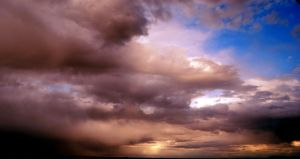 Clouds Stock 1 by exarobibliologist
