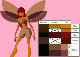 Elements: Land colors by winxgh