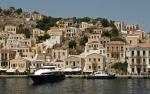 Symi Island by canaris1780