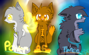 Power Of Three 2013 by KatWolfKid