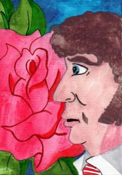 A rose for . . .me? by Eddie-Lou-Fan